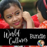 World Cultures Bundle of Activities with Google Slides™