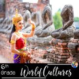World Cultures Bundle of Activities