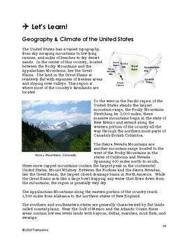 Explorer World Cultures & Geography - Voyage I: North America