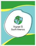 Explorer World Cultures & Geography - Voyage II: South America