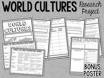 World Cultures Research Project