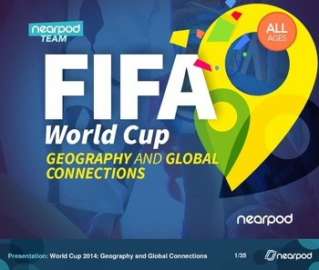 World Cup 2014: Geography and Global Connections