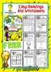 World Cup 2014 - Ready to Print Readings and Printables (FREEBIE)