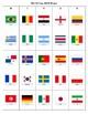 World Cup 2018 Bingo