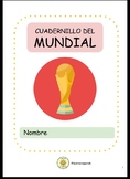 World Cup 2018 Booklet- Mundial 2018 Cuadernillo