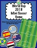 World Cup 2018 Soccer Game Fútbol Chapas