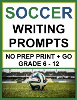Soccer Writing Prompts
