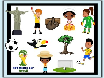 World Cup - A 2 Part Rhythm Challenge Game to Practice Ta, Ti-Ti and Z