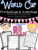 World Cup Activities & Printables {Grades 2-3}