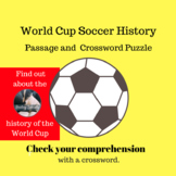 World Cup History and Crossword Puzzle