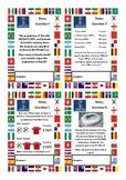 World Cup Maths Relay Race