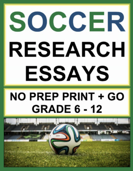 Soccer Research Project