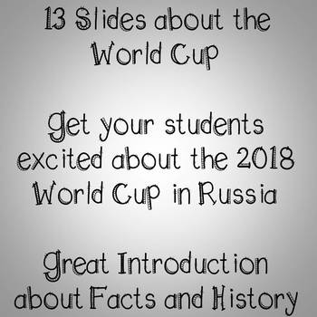 World Cup Soccer PowerPoint Presentation