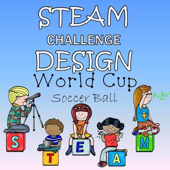 World Cup Soccer STEAM Activity