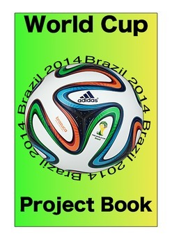 World Cup Student Project Booklet