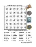 World Currencies Worksheets