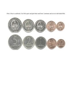 World Currency - Angola