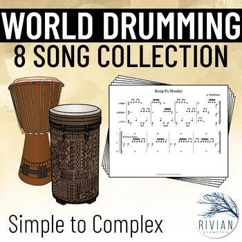 World Drumming Songs