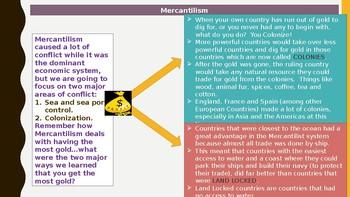 World Economics Part 3 - Conflict