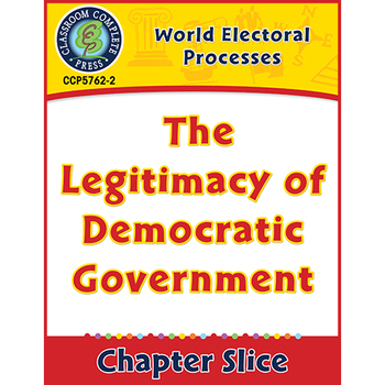 World Electoral Processes: The Legitimacy of Democratic Government Gr. 5-8