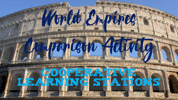 World Empires Comparison Cooperative Learning Stations Activity
