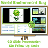 World Environment Day Presentation and Follow Up Activities