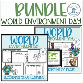 World Environment Day PowerPoint and Printables