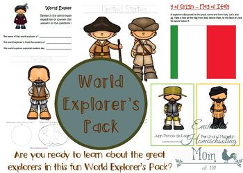 World Explorer's Pack
