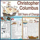 World Explorers Throughout History Bundle