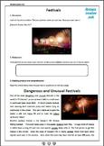 World Festivals Lesson Pack