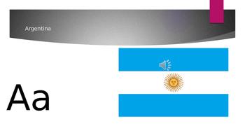 World Flag Alphabet