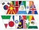 World Flag Pennants