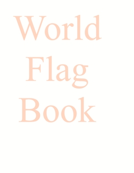 World Flag book