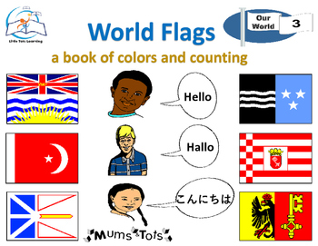 Colors and Counting 3 (eBook)