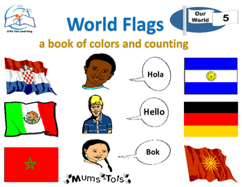 Colors and Counting 5 (eBook)