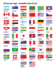 World Flags - I Have Who Has Activity