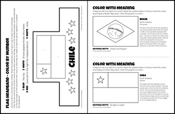 World Flags, World Friends - Girl Scouts - World Thinking Day Activity Pack