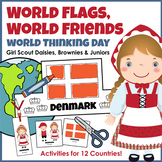 World Flags, World Friends - Girl Scouts - World Thinking