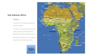 World geography africa middle east by epiginosko tpt world geography africa middle east gumiabroncs Image collections