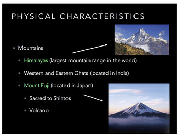World Geography: Asia & Oceania PowerPoint
