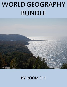 World Geography Bundle