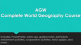 World Geography COURSE