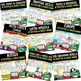 World Geography Choice Board Activities BUNDLE (Paper & Go
