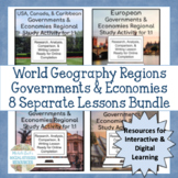 World Geography Countries Government & Economy 1:1 for Goo