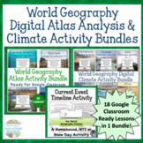 World Geography Digital Atlas Analysis Climate Inquiry Act