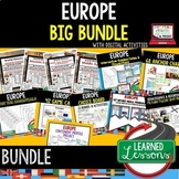 EUROPE BUNDLE World Geography Bundle