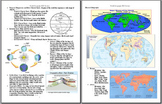 World Geography End-of-Course (EOC) STAAR Review Guide Study Sheet