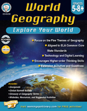 World Geography Grades 5-8 SALE 20% OFF! 404236