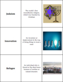 World Geography - Human Geography (A) - Vocabulary Cards