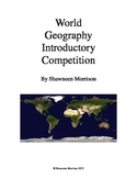 World Geography Introductory Trivia Competition